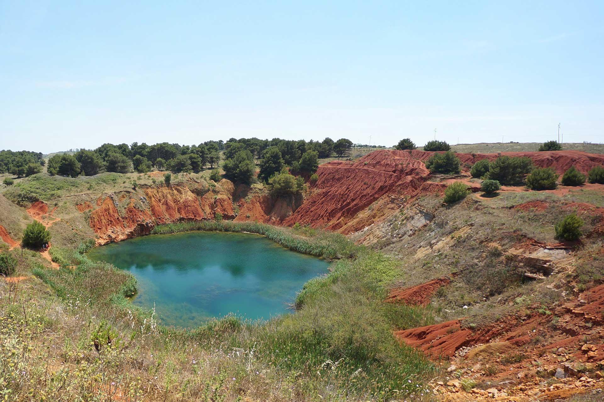 Cave Bauxite Otranto